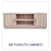 GB TV209 (TV CABINET)